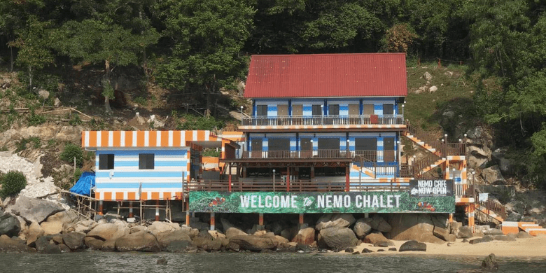 Perhentian Nemo Chalet