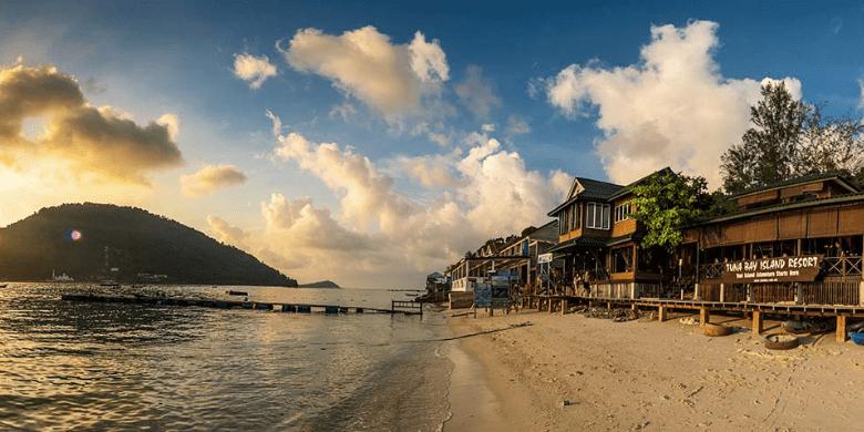 Pulau Perhentian Resort - Tuna Bay Island Resort