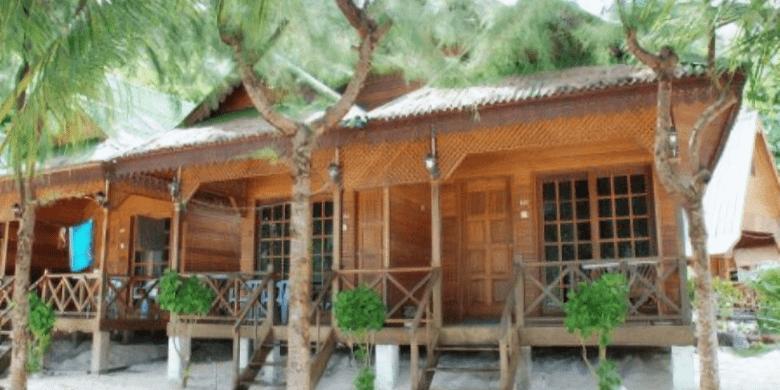 Pulau Perhentian Resort - New Cocohut Chalet