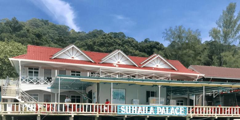 Pulau Perhentian Resort - Suhaila Palace