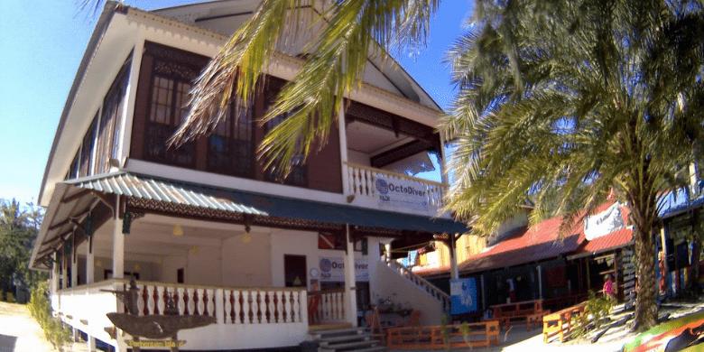 Jurukir Dive Resort