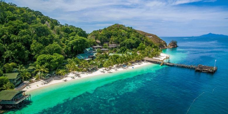 Pulau Rawa - Jelajah Pulau-ke-Pulau (Island Hopping)