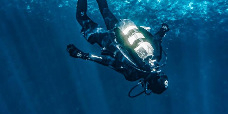 Pulau Rawa - Menyelam Scuba (Scuba Diving)