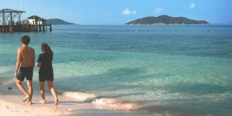 Pulau Rawa - Berjalan-jalan