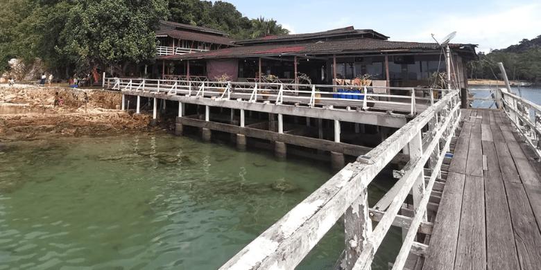 Sibu Coconut Village Homestay