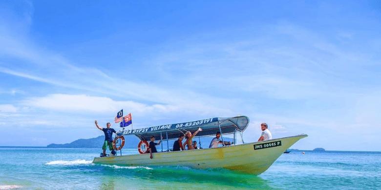 Pulau Sibu - Jelajah Pulau-ke-Pulau (Island Hopping)