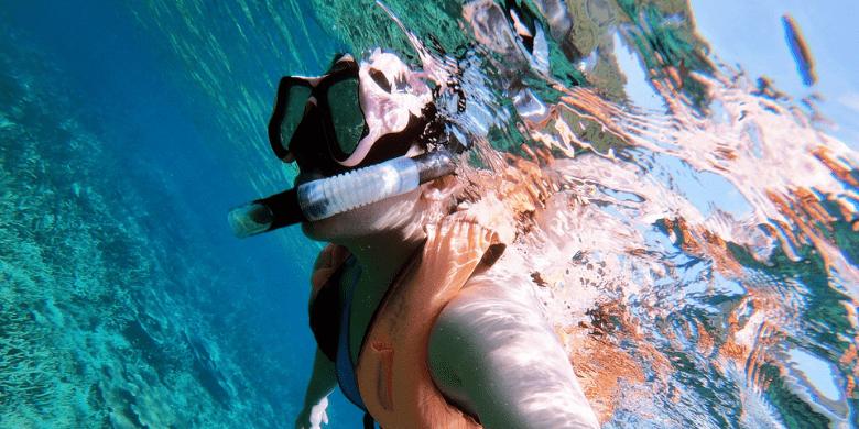 Pulau Tenggol - Menyelam Permukaan (Snorkeling)