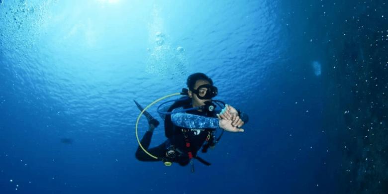 Kursus Menyelam PADI di Pulau Tenggol