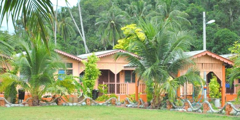Chalet Tok Mok Pulau Tinggi