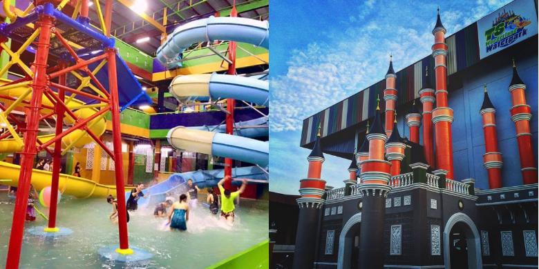 TS Wonderland Indoor Water Park In Pasir Gudang, Johor