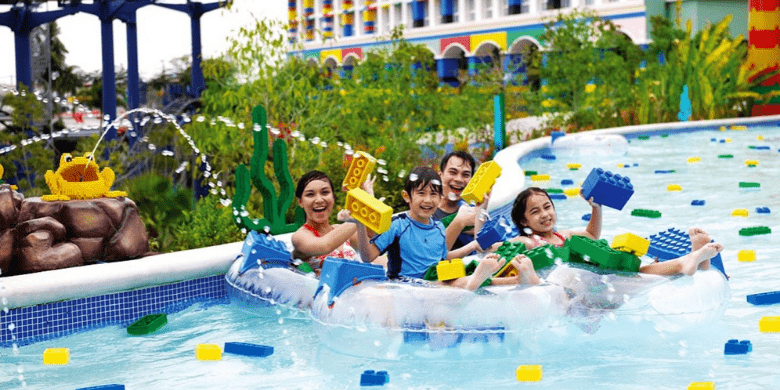 Taman Tema Air Johor - Legoland Water Park Malaysia