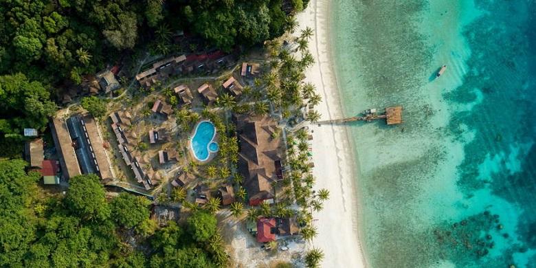sari pacifica pulau sibu