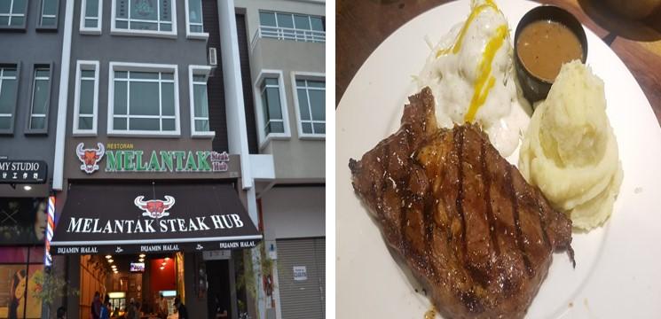kedai makan viral melaka