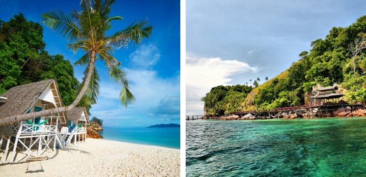 pulau rawa johor kelapa