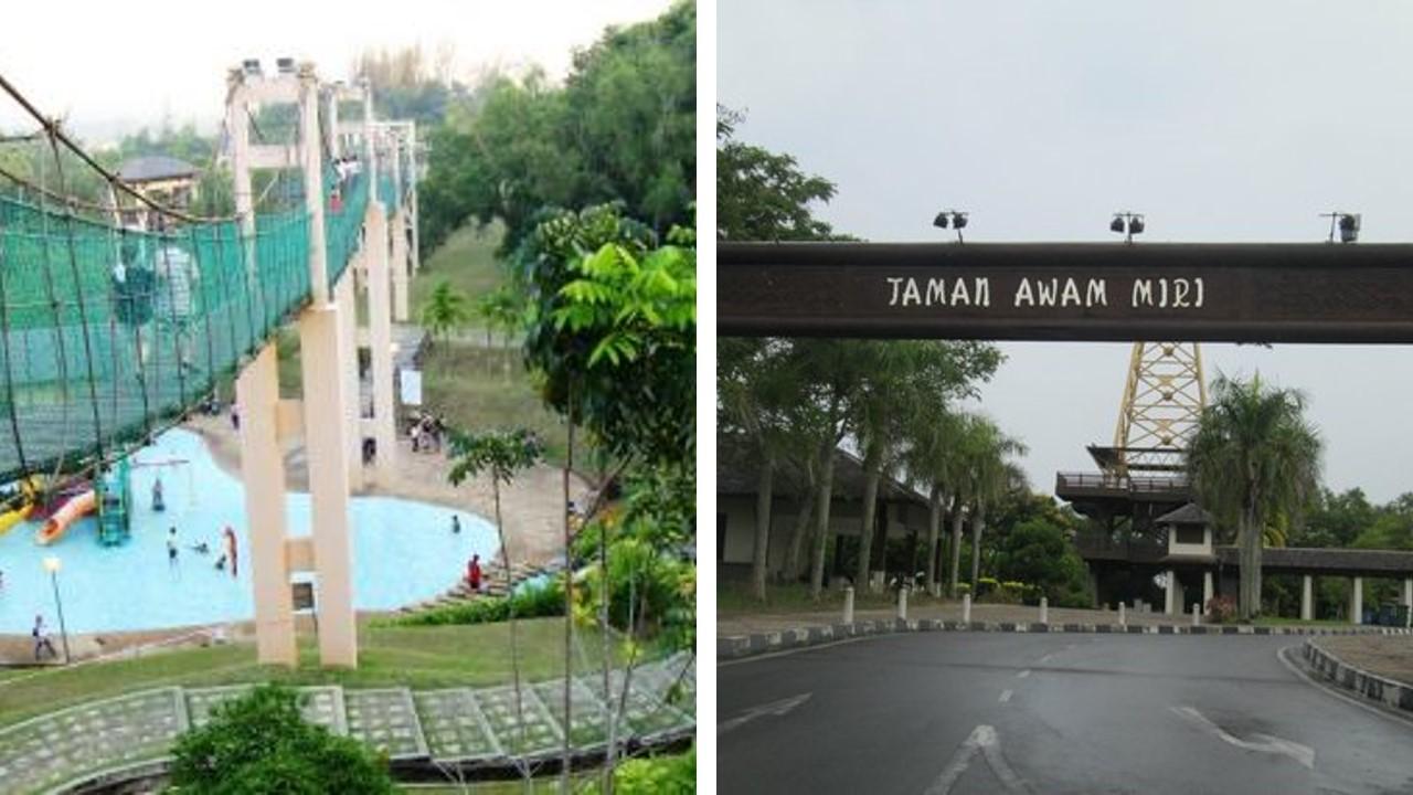 taman awam miri