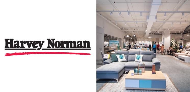 Kedai Perabot Harvey Norman di Kota Bharu