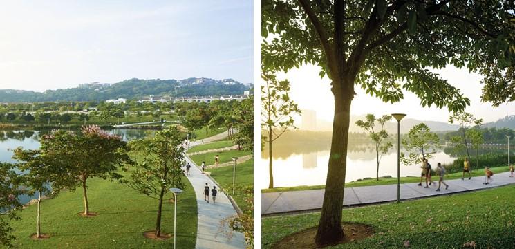 Desa City Park Central Park