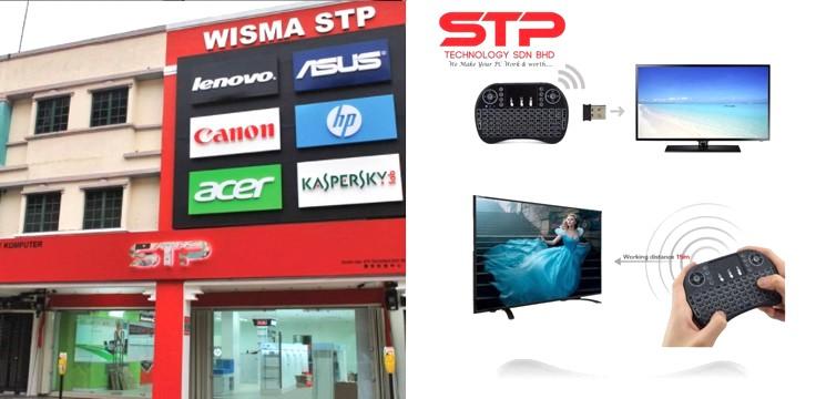 STP Technology kedai koputer terkenal di Seremban