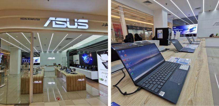 Asus Concept Store
