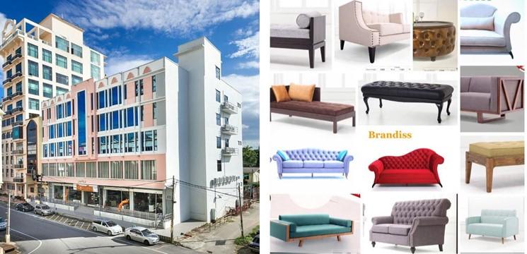 Kedai Perabot Brandiss Centre Kota Bharu