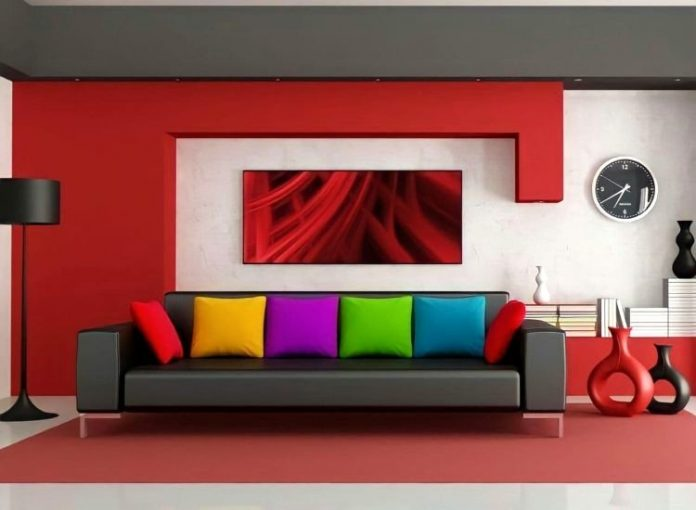 Perabot untuk ruang tamu