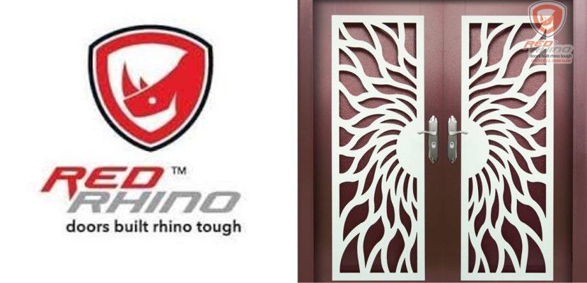 Red Rhino Tropicana Aman Security Door (Shah Alam Showroom)