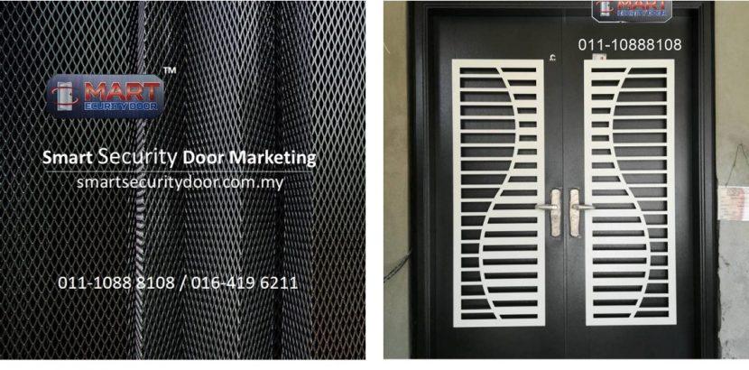 Smart Security Door Marketing (Puchong Utama)