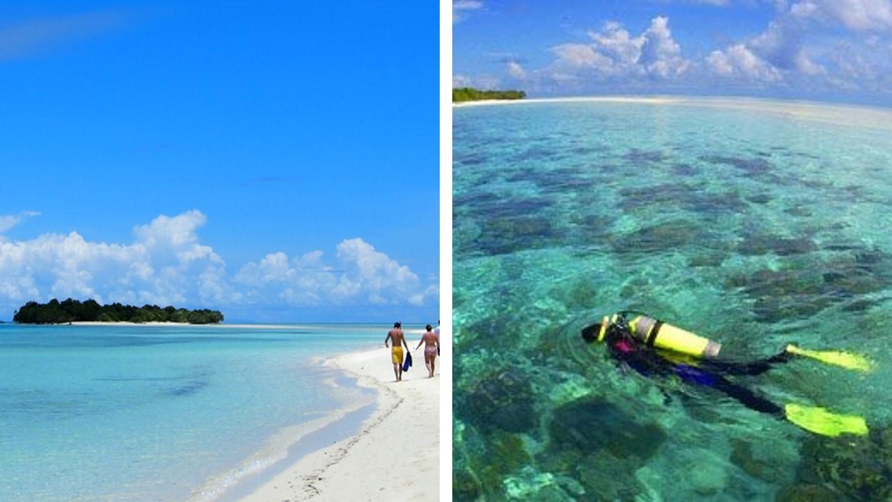 pulau mataking diving