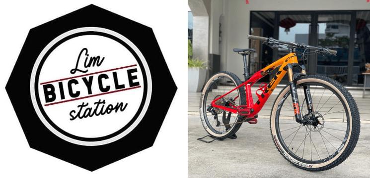 kedai baru jenama Trek Bicycle Penang