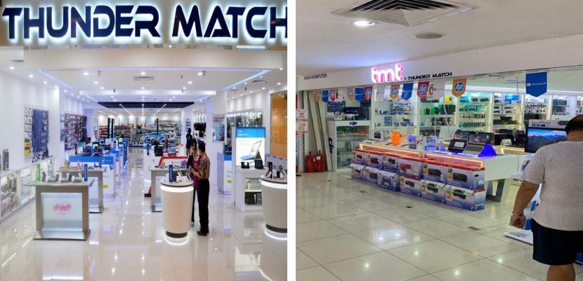 Thunder Match Technology Sdn. Bhd
