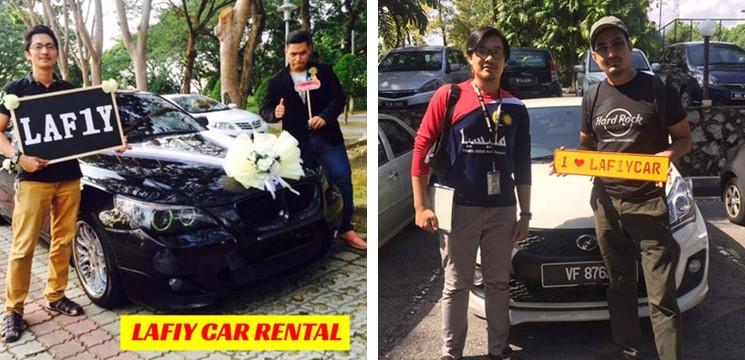 Car Rental Kuala Lumpur Lafiy