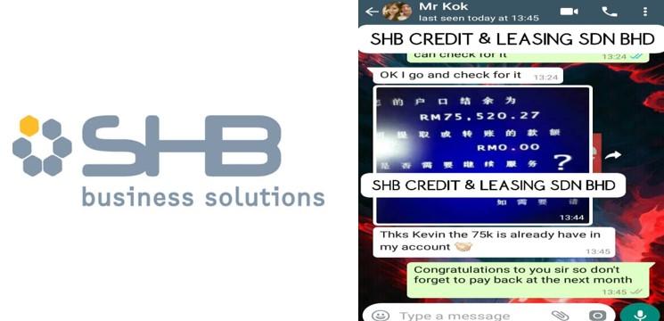 selesaikan baki pinjaman