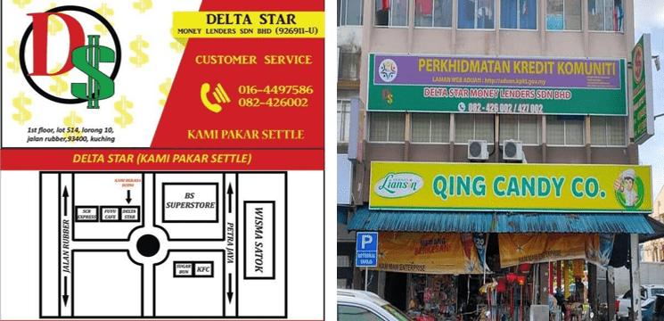 pinjaman Delta Star Money Lenders