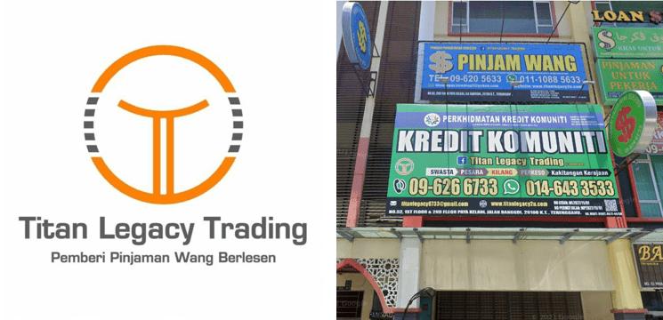 syarikat Titan Legacy Trading