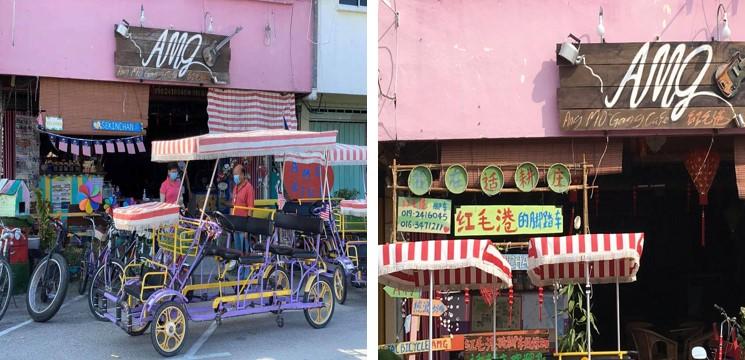 amg bicycle renting