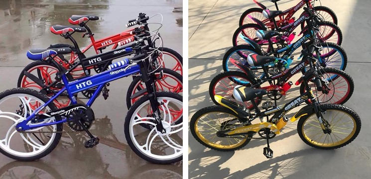 bicycle & toys
