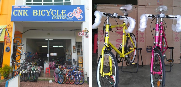 CNK Bicycle Centre