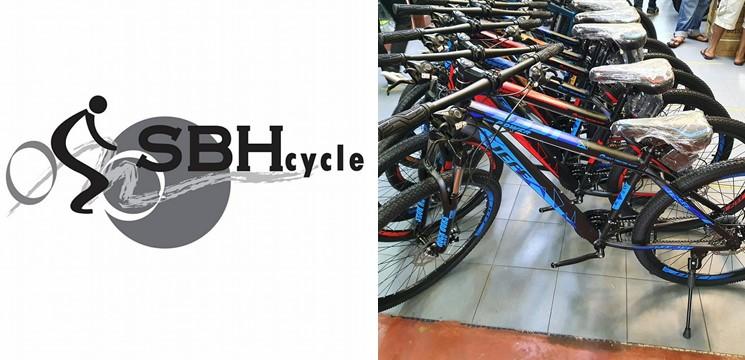 Sin Been Hin bicycle
