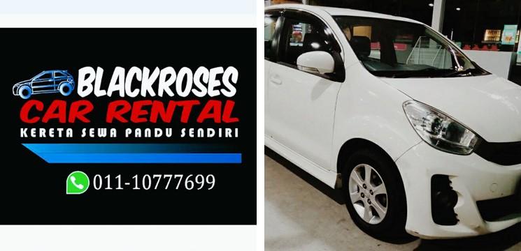 Blackroses Car Rental
