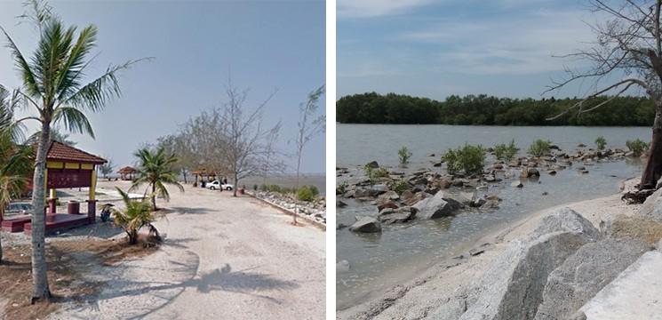 CariDestinasi Pantai Bagan Nakhoda Omar