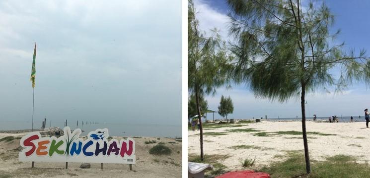 CariDestinasi Pantai Sekinchan