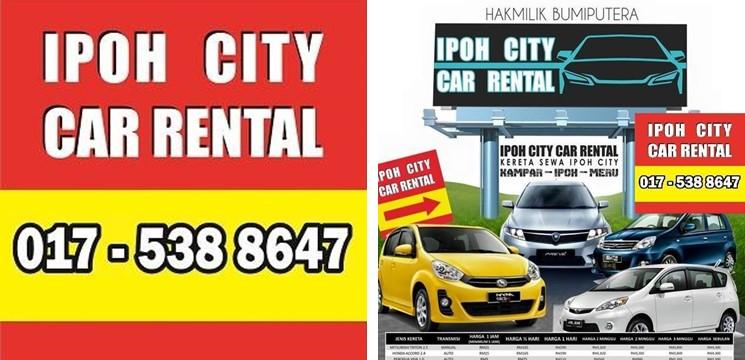 IPOH CITY CAR RENTAL