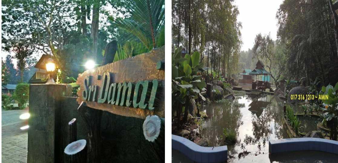 Sri Damai Resort, Kalumpang, Hulu Selangor
