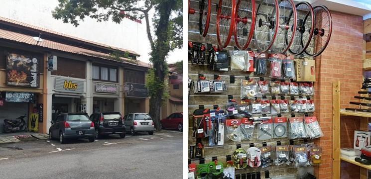 Billy Bike Shop