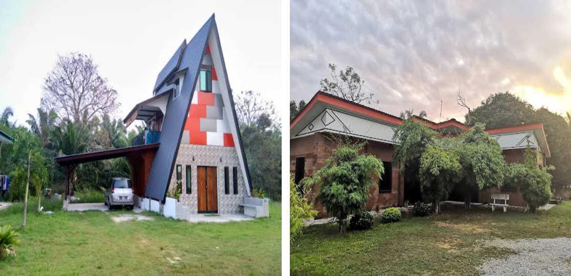 A-Shape Guesthouse, Jeram