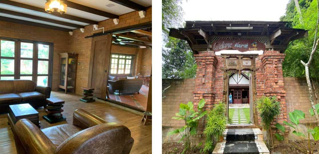 Naurah homestay/chalet di Beranang