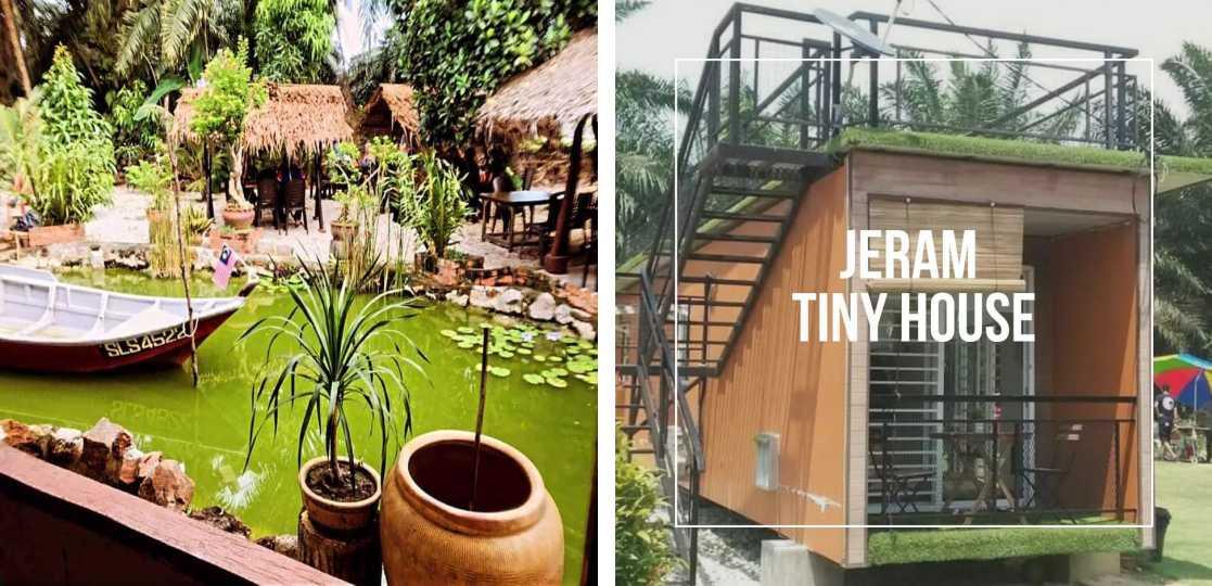 Jeram Tiny House, Jeram
